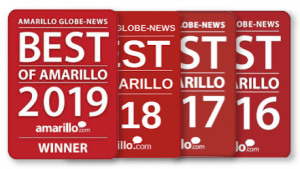 Best of Amarillo, 2019, 2018, 2017, and 2016