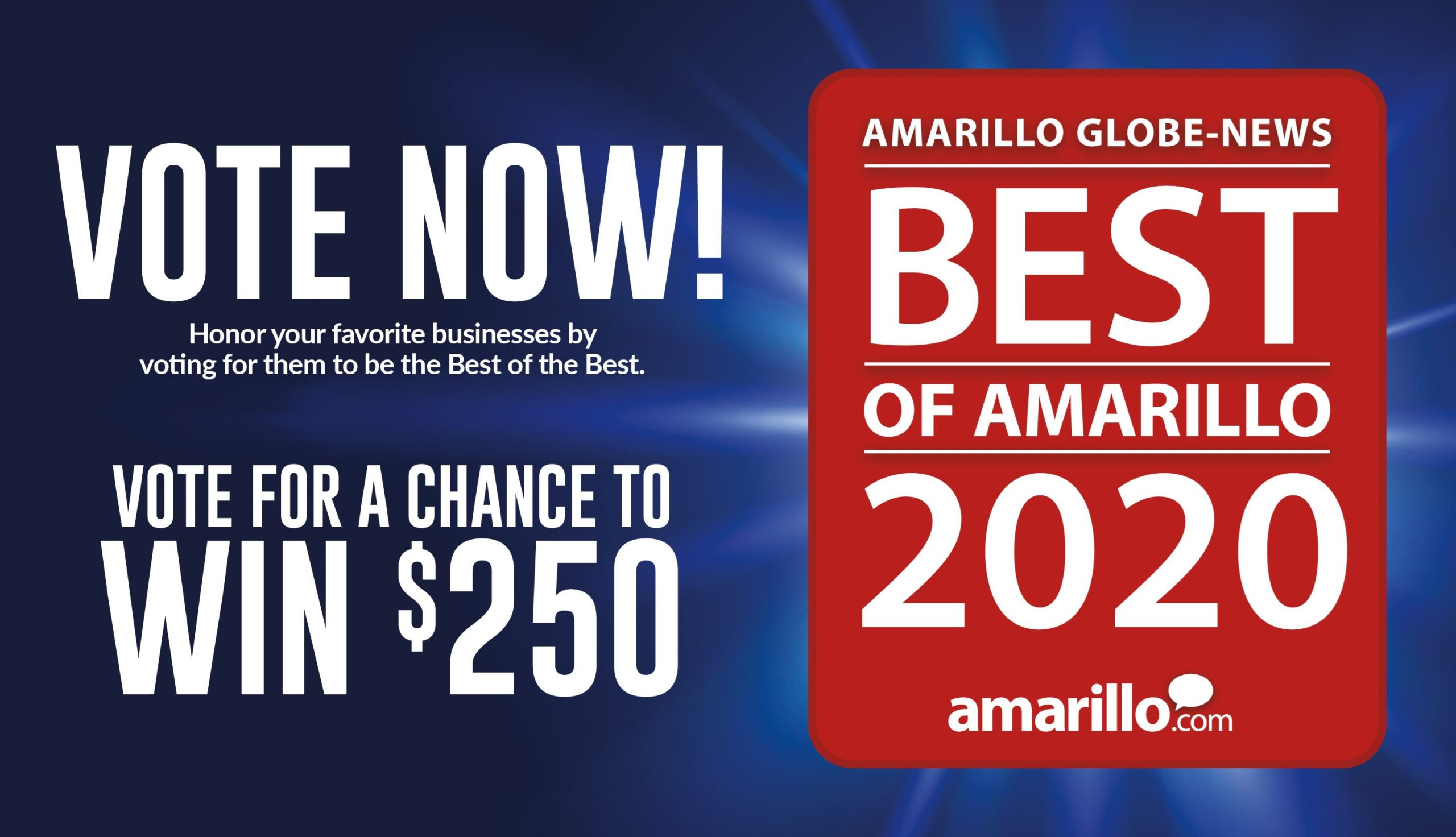 Best of Amarillo 2020