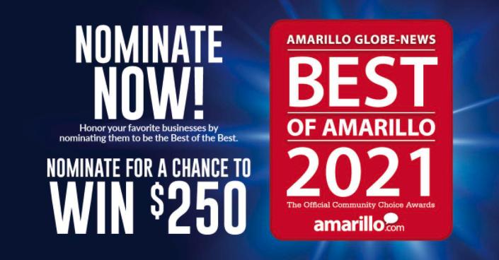 Best of Amarillo 2021